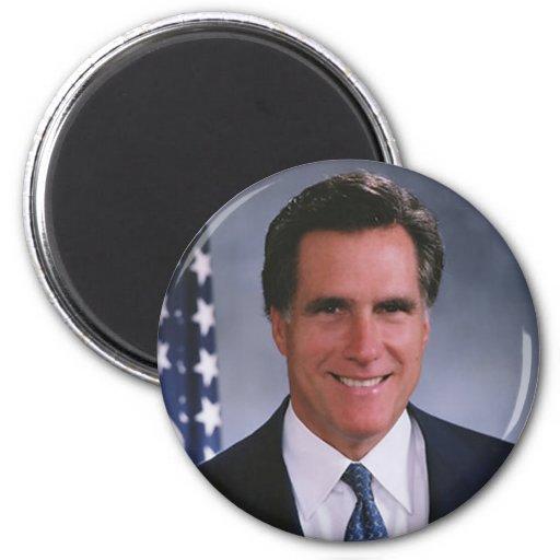 Imán de Mitt Romney