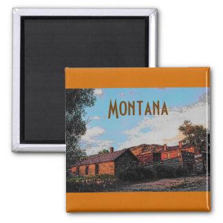 Imán de Montana