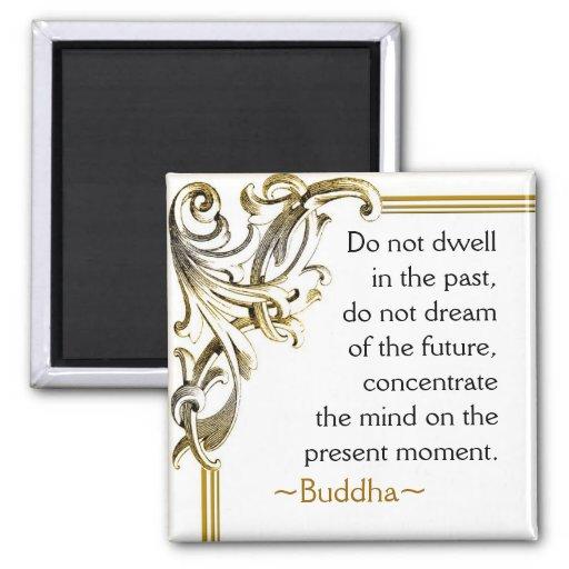 Imán de motivación del ~ de la cita de Buda