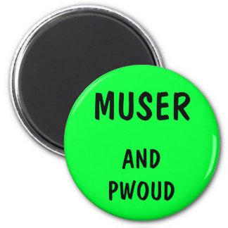 Imán de Muser y de Pwoud