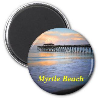 Imán de Myrtle Beach
