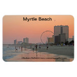 Imán de Myrtle Beach Flexi