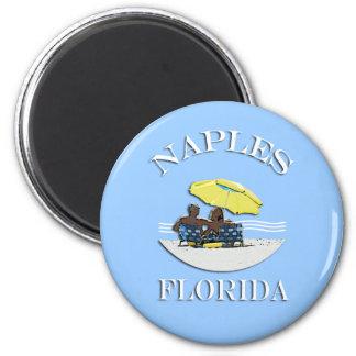 Imán de Nápoles la Florida