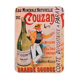 Iman de Nevera Anuncio Vintage Agua Mineral Imanes De Vinilo