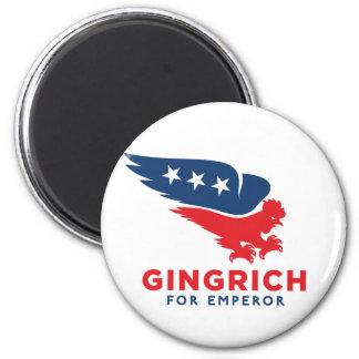 Imán de Newt Gingrich Chickenhawk