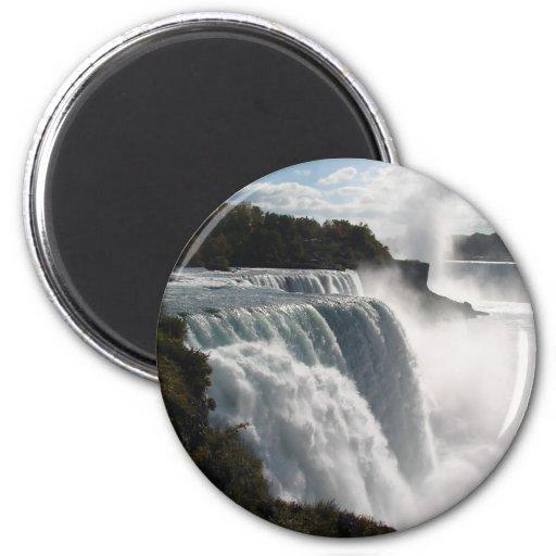 Imán de Niagara Falls