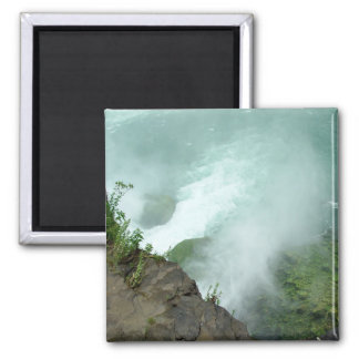 Imán de Niagara Falls del punto de la tortuga acuá