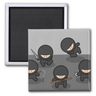 Imán de Ninja