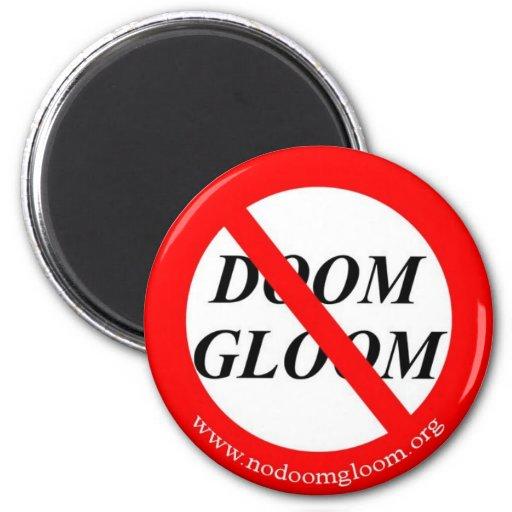 Imán de NoDoomGloom.Org