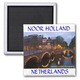 Imán de NOORD HOLANDA