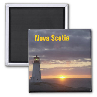Imán de Nueva Escocia