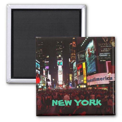 IMÁN DE NUEVA YORK