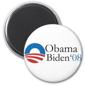 Imán de Obama Biden '08