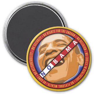 """Imán de Obama """"Nobama"""""""