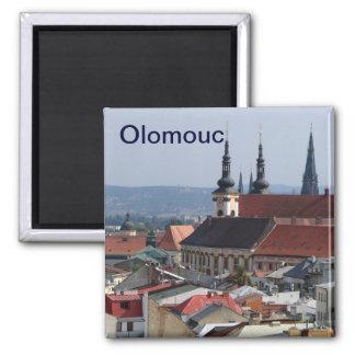 Imán de Olomouc checo