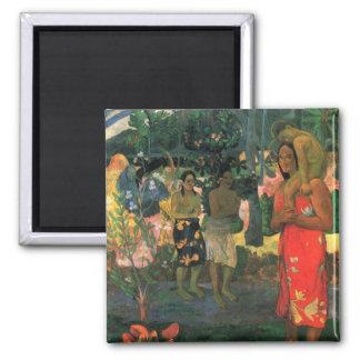 """""""Imán de Orana Maria"""" - Paul Gauguin del La"""