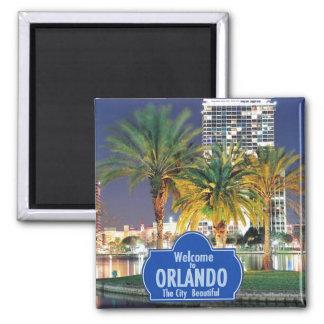 Imán de Orlando la Florida