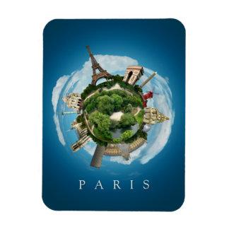 Imán de París del planeta