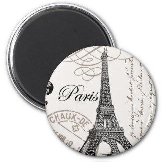 Imán de París del vintage…