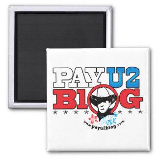 Imán de PayU2blog