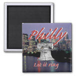 Imán de Philadelphia Pennsylvania