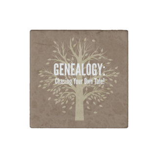 Imán de piedra de la genealogía