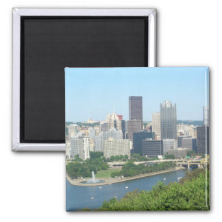 Imán de Pittsburgh Imanes
