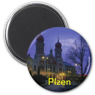 Imán de Plzen