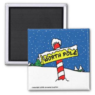 Imán de Polo Norte