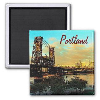 Imán de Portland