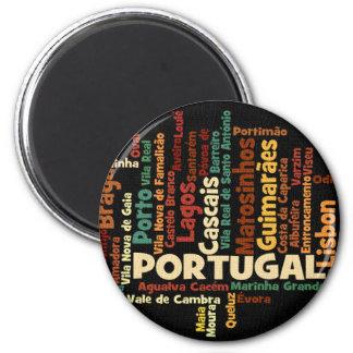 Imán de PORTUGAL