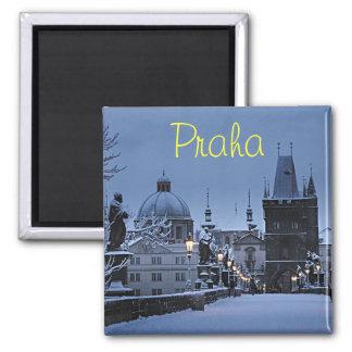 imán de Praga