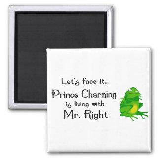 Imán de príncipe el encantar