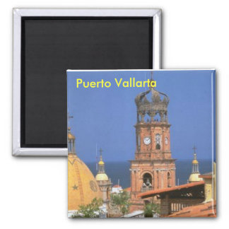 Imán de Puerto Vallarta