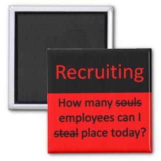 Imán de reclutamiento