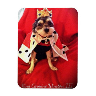 Imán de rey Carmine Winston III Photo