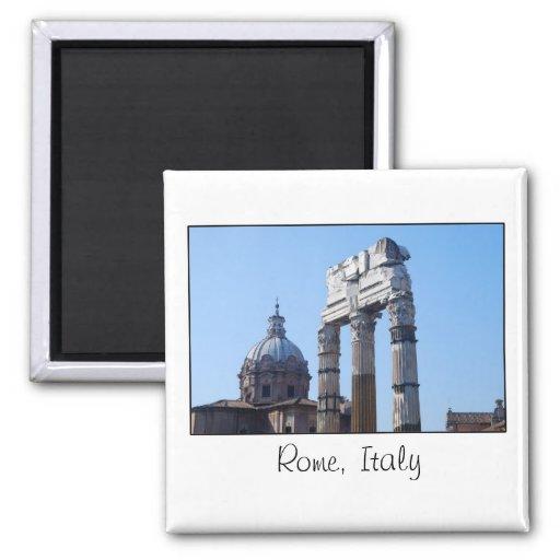 Imán de Roma, Italia