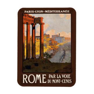 Imán de Roma Italia del vintage