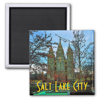 Imán de Salt Lake City