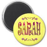 Imán de Sarah