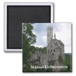 Imán de Schloss Lichtenstein
