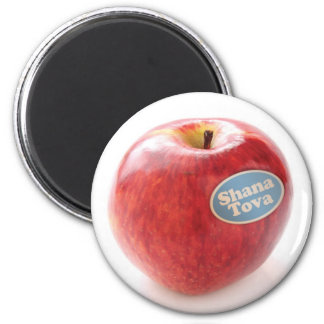 Imán de Shana Tova Apple