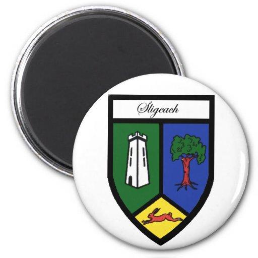 Imán de Sligo del condado