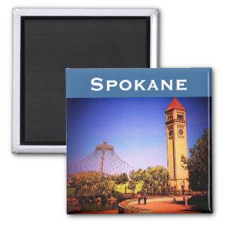 Imán de Spokane (parque)