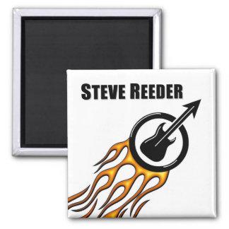 Imán de Steve Reeder