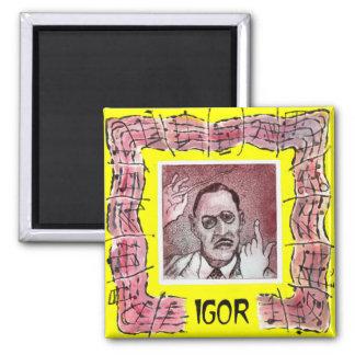Imán de Stravinsky