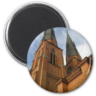 Imán de Suecia de la catedral de Uppsala