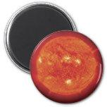 Imán de Sun de la foto del espacio