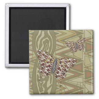 Imán de Swallowtail del africano