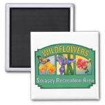 Imán de Swasey de los Wildflowers
